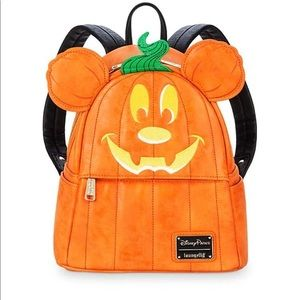 Disney Pumpkin Loungefly